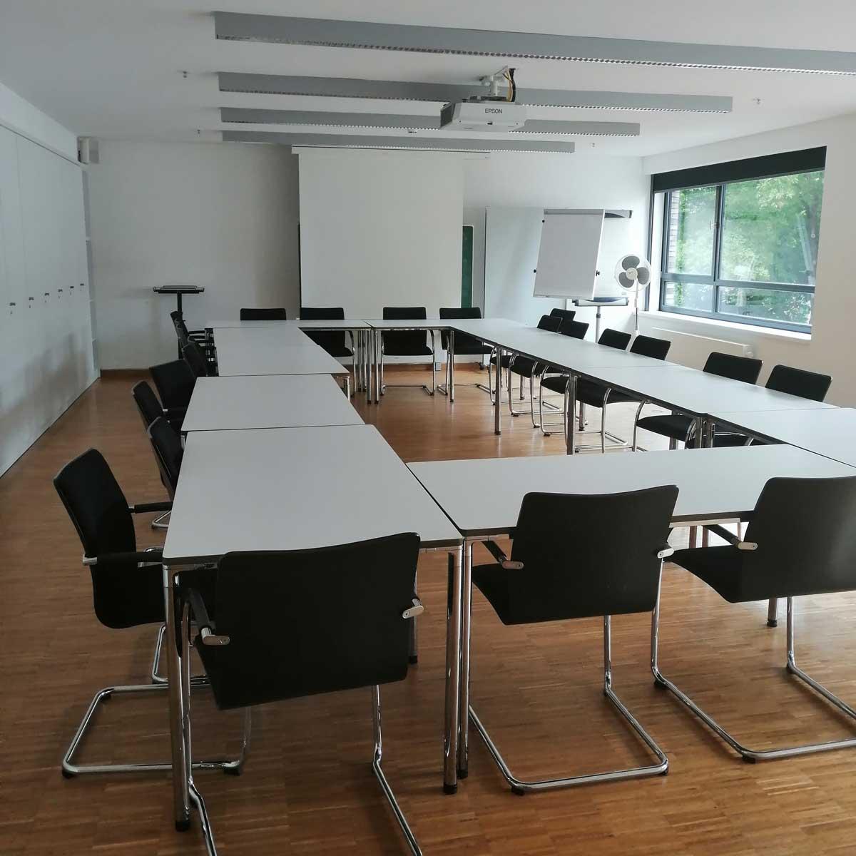 Seminarraum im RJM